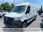 2020 Mercedes-Benz Sprinter 2500 High Roof 4x2, Empty Cargo Van #STK025848 - photo 3
