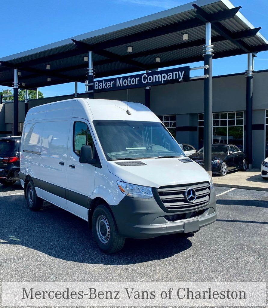 2020 Mercedes-Benz Sprinter 2500 Standard Roof 4x2, Empty Cargo Van #MB10480 - photo 1