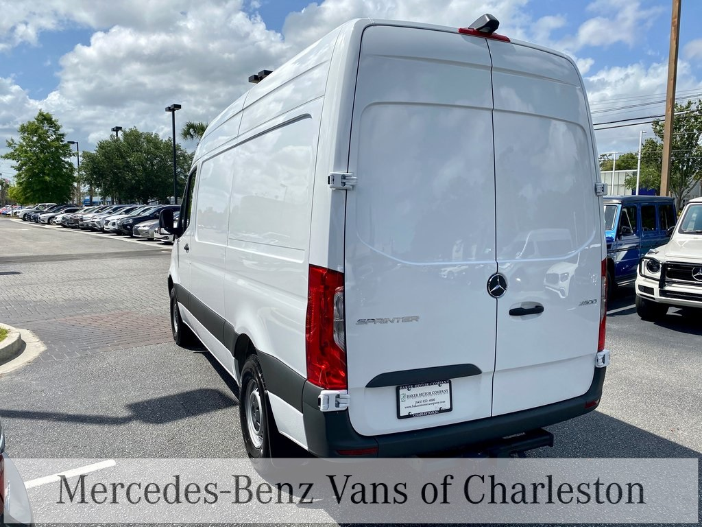 2020 Mercedes-Benz Sprinter 2500 Standard Roof 4x2, Empty Cargo Van #MB10480 - photo 2