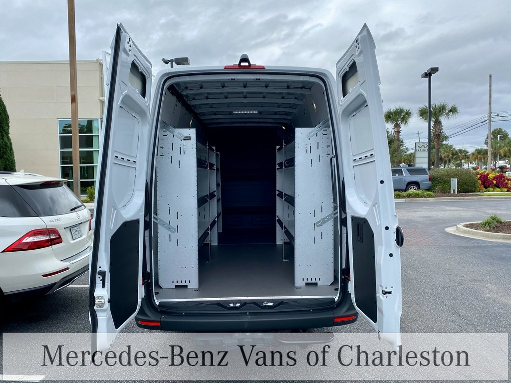 2020 Mercedes-Benz Sprinter 2500 High Roof 4x2, Ranger Design Upfitted Cargo Van #MB10662 - photo 1