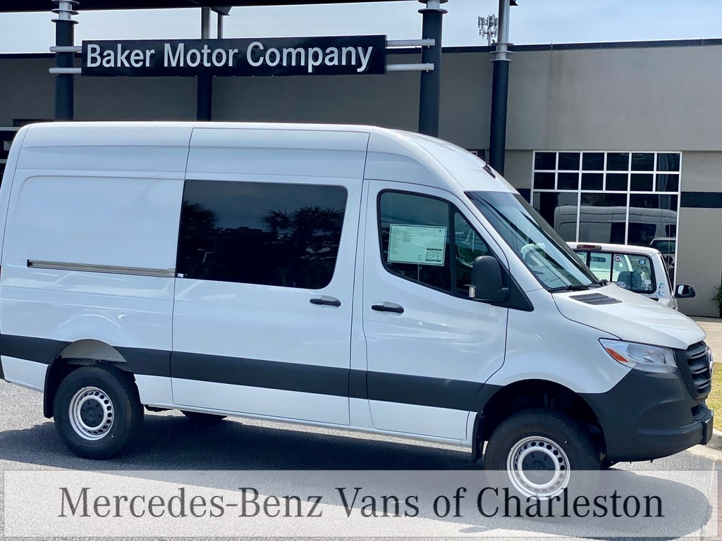 2020 Mercedes-Benz Sprinter 2500 4x2, Empty Cargo Van #STK260924 - photo 1
