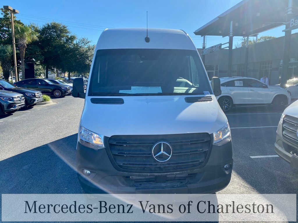 2020 Mercedes-Benz Sprinter 3500 High Roof 4x2, Empty Cargo Van #STK262390 - photo 2