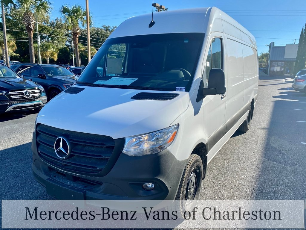 2020 Mercedes-Benz Sprinter 3500 High Roof 4x2, Empty Cargo Van #STK262390 - photo 4