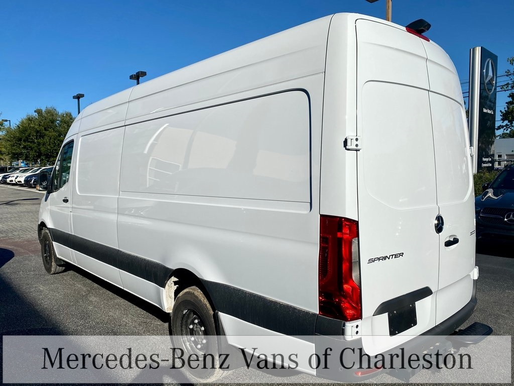 2020 Mercedes-Benz Sprinter 3500 High Roof 4x2, Empty Cargo Van #MB10627 - photo 5