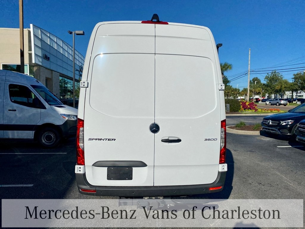 2020 Mercedes-Benz Sprinter 3500 High Roof 4x2, Empty Cargo Van #STK262390 - photo 6