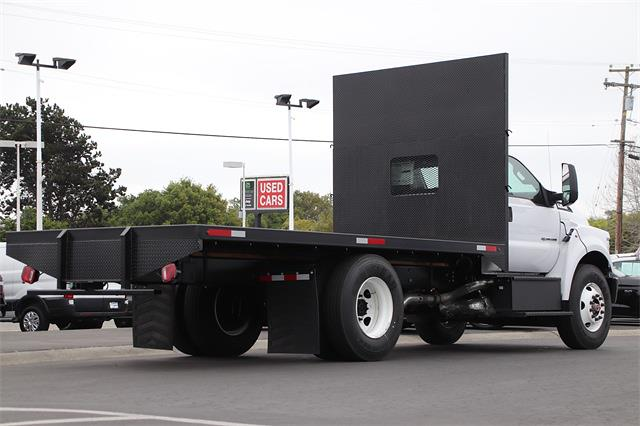 2021 Ford F-650 Regular Cab DRW 4x2, Cab Chassis #FT21001 - photo 1