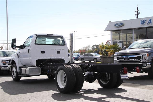 2021 Ford F-650 Regular Cab DRW 4x2, Cab Chassis #FT21098 - photo 1