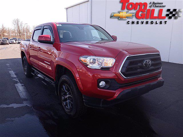 2021 Toyota Tacoma 4x4, Pickup #14381A - photo 1