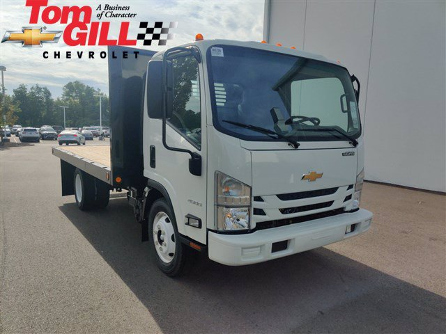2019 Chevrolet LCF 4500 Regular Cab DRW 4x2, Freedom Platform Body #30020N - photo 1