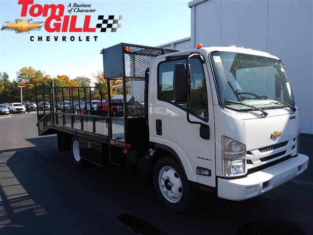 2019 Chevrolet LCF 4500 Regular Cab 4x2, Wil-Ro Dovetail Landscape #30031N - photo 1