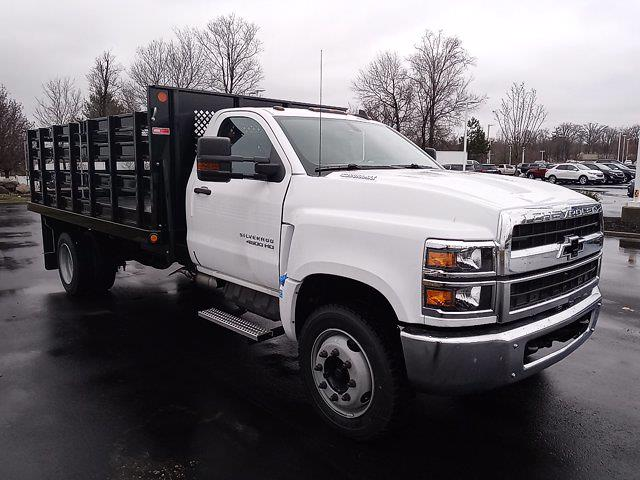 2020 Chevrolet Silverado 4500 Regular Cab DRW 4x2, Reading Stake Bed #30836N - photo 1