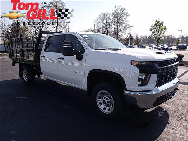 2021 Chevrolet Silverado 3500 Crew Cab 4x4, Other/Specialty #30884N - photo 1