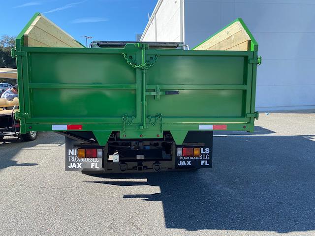 2020 Isuzu NPR-HD Regular Cab 4x2, 14' Dump Body #616275 - photo 1