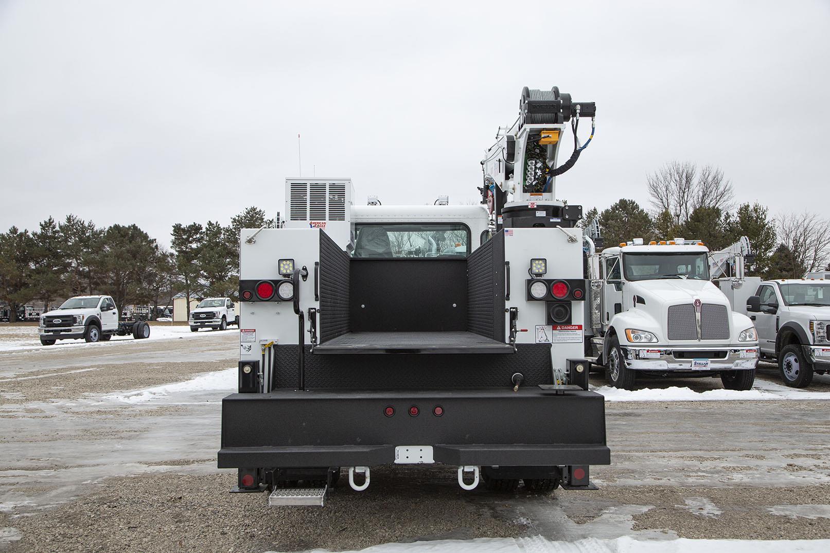 2020 Peterbilt Truck, TMAX™ 2-11 Aluminum # 129611 - photo 1