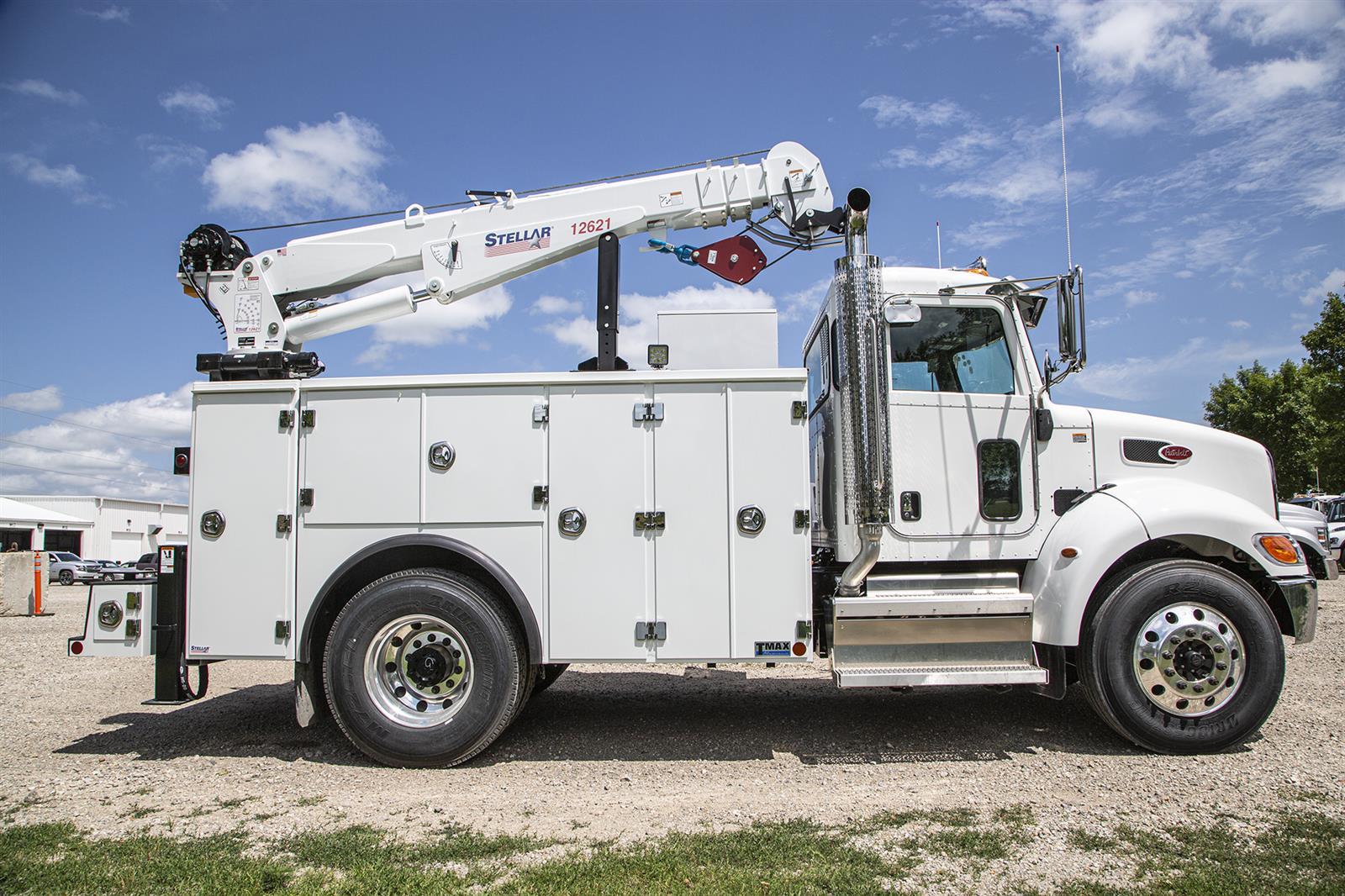 2020 Peterbilt Truck, TMAX™ 2-11 Aluminum #129604S - photo 1