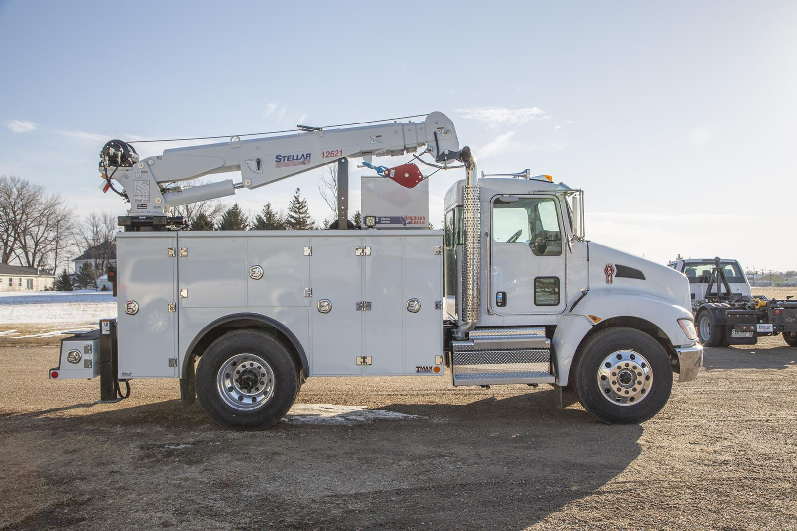 2020 Kenworth Truck, TMAX™ 2-11 Aluminum #129962 - photo 1