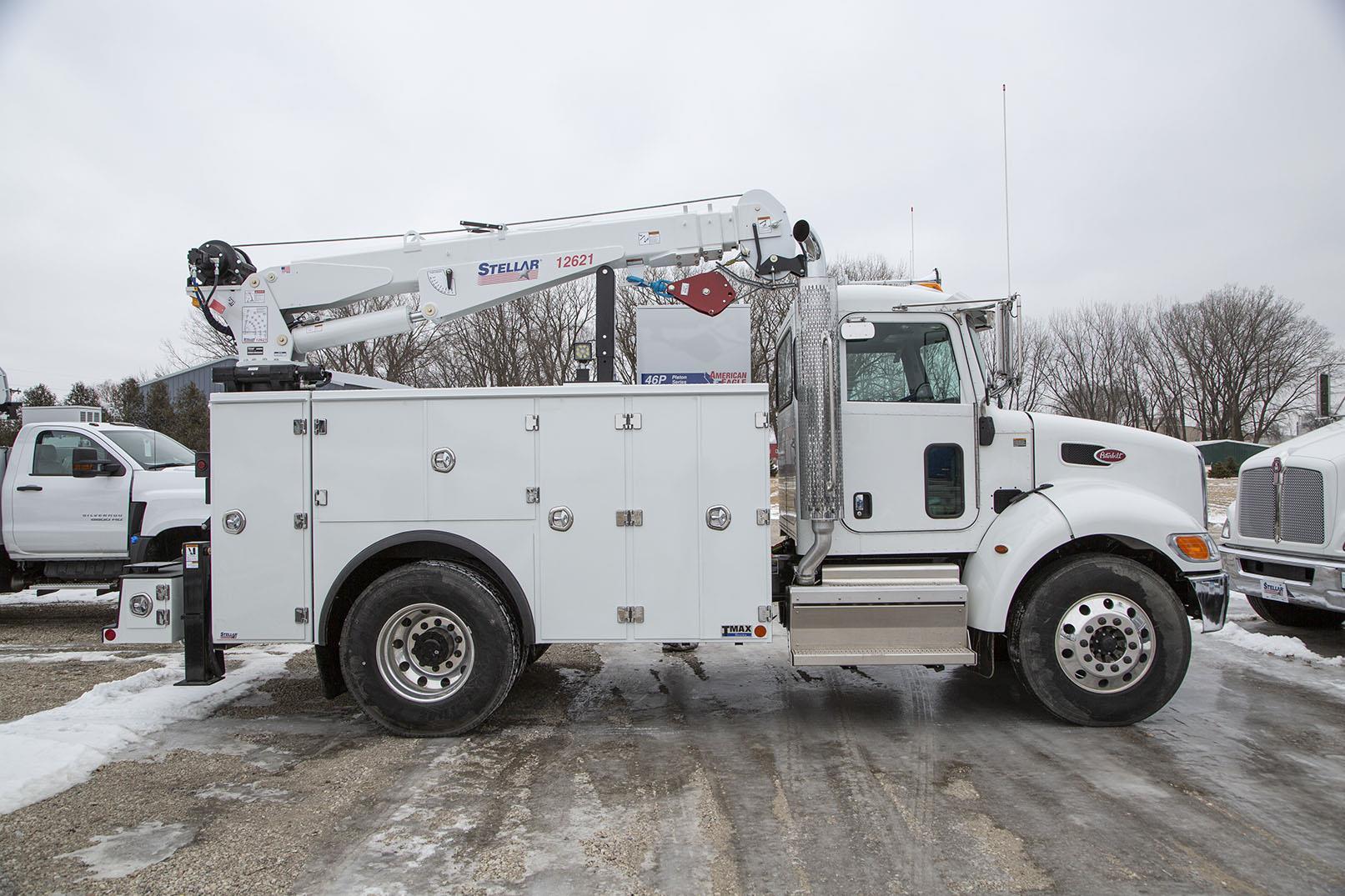 2020 Peterbilt Truck, TMAX™ 2-11 #140720S - photo 1
