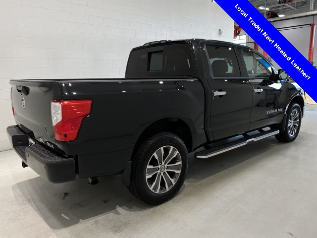 2019 Nissan Titan Crew Cab 4x4, Pickup #E200641A - photo 1