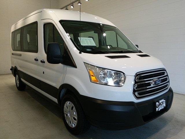 2019 Ford Transit 350 Med Roof 4x2, Passenger Wagon #MP2193 - photo 1