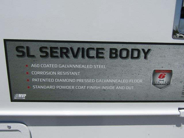 2021 F-550 Regular Cab DRW 4x4,  Reading SL Service Body #J210136 - photo 22