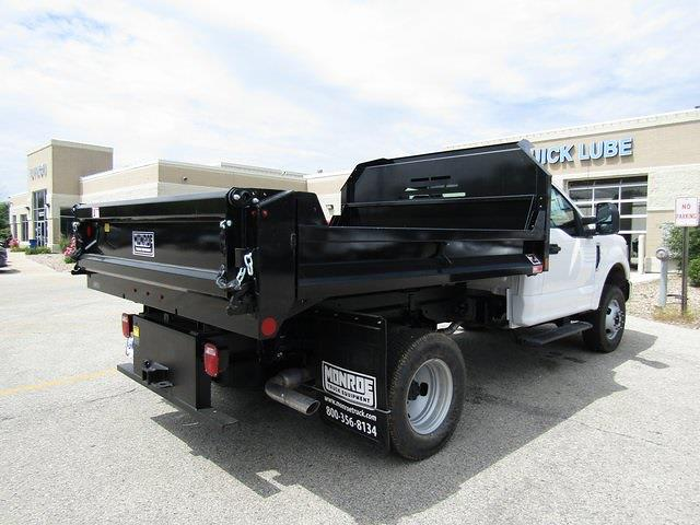 2021 F-350 Regular Cab DRW 4x4,  Monroe Truck Equipment MTE-Zee Dump Body #J210181 - photo 6