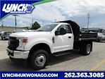 2021 F-350 Regular Cab DRW 4x4,  Monroe Truck Equipment MTE-Zee Dump Body #J210181 - photo 1