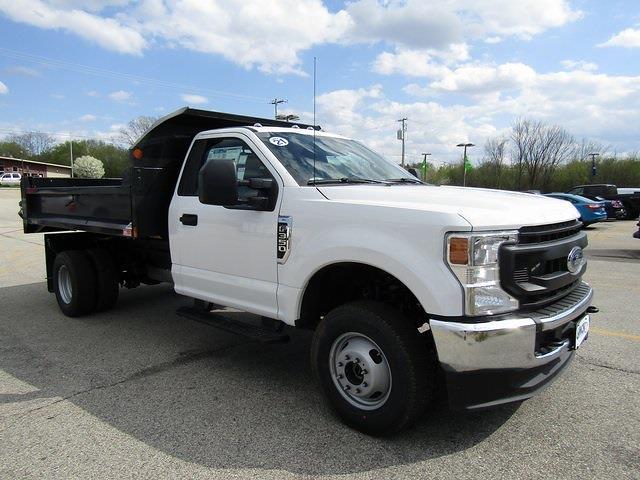2021 F-350 Regular Cab DRW 4x4,  Monroe Truck Equipment MTE-Zee Dump Body #J210187 - photo 5