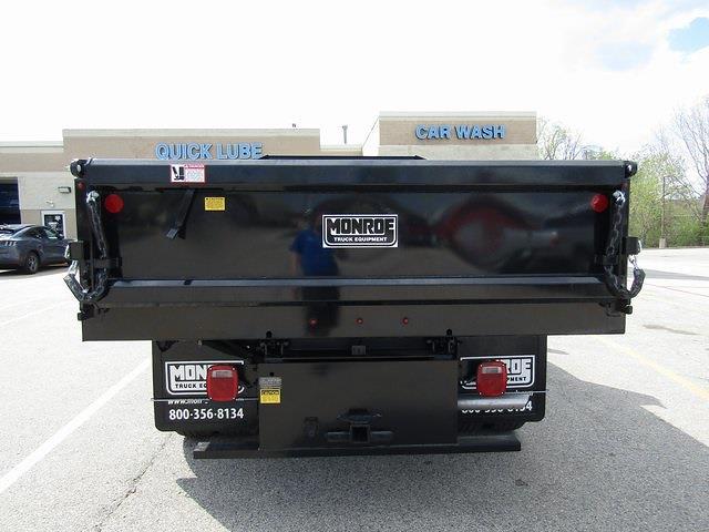 2021 F-350 Regular Cab DRW 4x4,  Monroe Truck Equipment MTE-Zee Dump Body #J210187 - photo 6