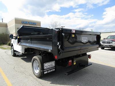 2021 F-350 Regular Cab DRW 4x4,  Monroe Truck Equipment MTE-Zee Dump Body #J210187 - photo 2