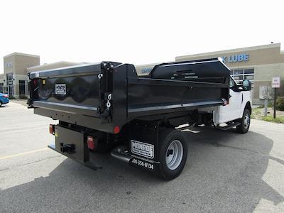 2021 F-350 Regular Cab DRW 4x4,  Monroe Truck Equipment MTE-Zee Dump Body #J210187 - photo 7