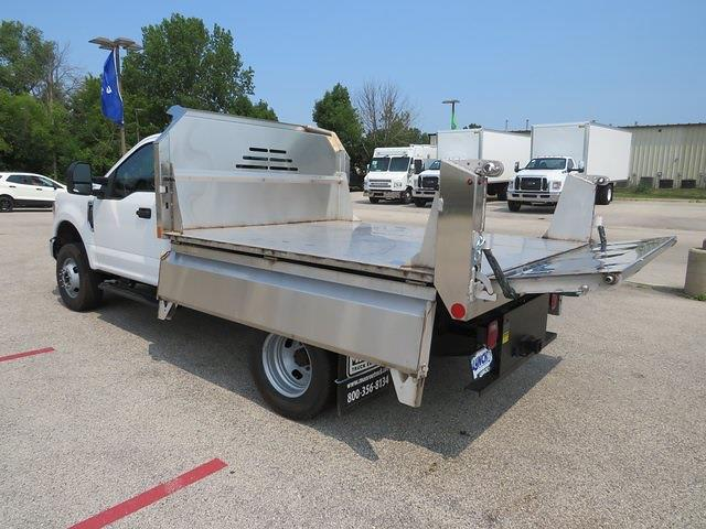 2021 F-350 Regular Cab DRW 4x4,  Monroe Truck Equipment MTE-Zee SST Series Dump Body #J210250 - photo 14