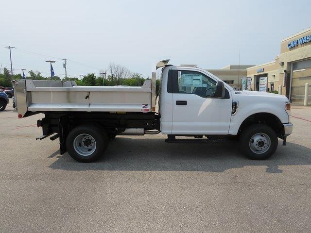 2021 F-350 Regular Cab DRW 4x4,  Monroe Truck Equipment MTE-Zee SST Series Dump Body #J210250 - photo 4