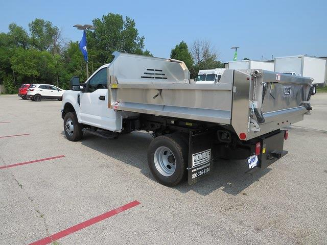 2021 F-350 Regular Cab DRW 4x4,  Monroe Truck Equipment MTE-Zee SST Series Dump Body #J210250 - photo 2