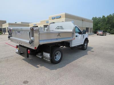 2021 F-350 Regular Cab DRW 4x4,  Monroe Truck Equipment MTE-Zee SST Series Dump Body #J210250 - photo 5