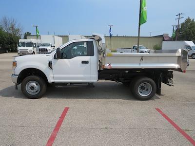 2021 F-350 Regular Cab DRW 4x4,  Monroe Truck Equipment MTE-Zee SST Series Dump Body #J210250 - photo 7
