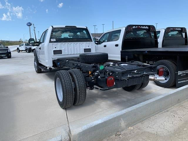 2019 Ford F-550 Super Cab DRW 4x4, Cab Chassis #590125 - photo 1