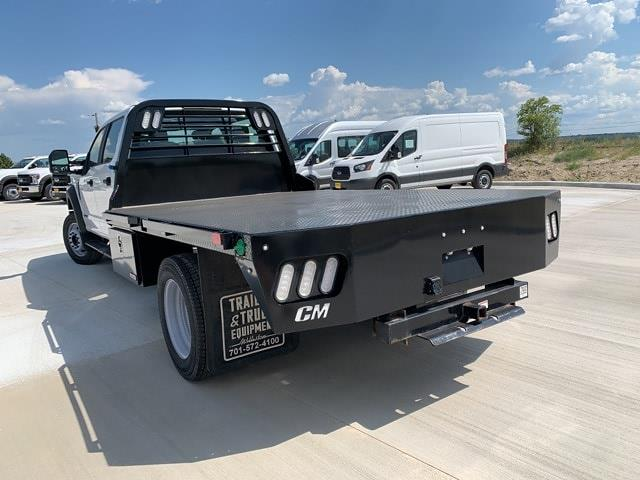 2019 Ford F-550 Crew Cab DRW 4x4, CM Truck Beds Platform Body #590130 - photo 1