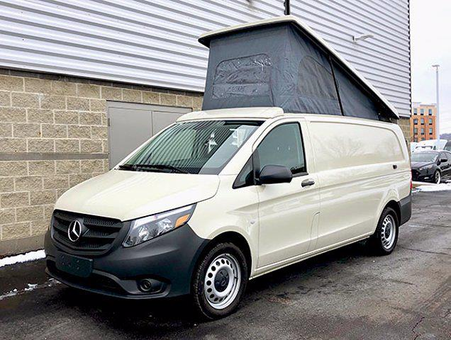 2020 Mercedes-Benz Metris 4x2, Empty Cargo Van #CV00845 - photo 20