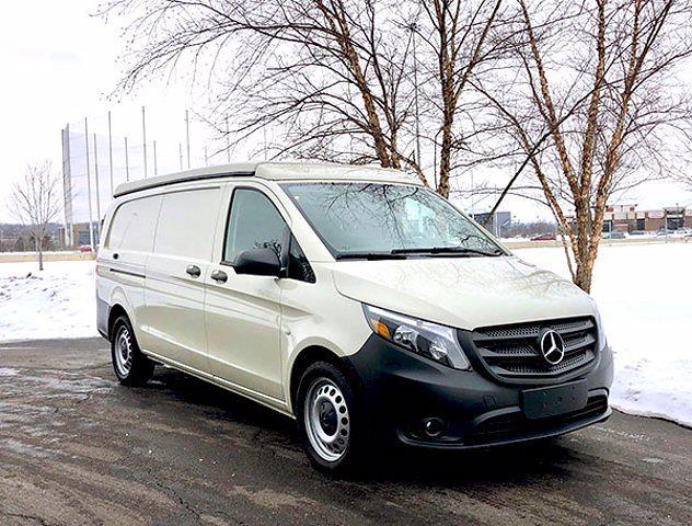 2020 Mercedes-Benz Metris RWD, Empty Cargo Van #CV00845 - photo 24