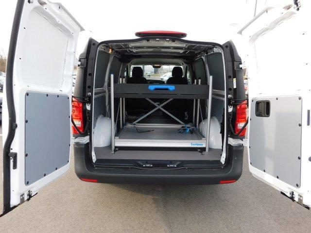 2020 Mercedes-Benz Metris RWD, Empty Cargo Van #CV00865 - photo 1