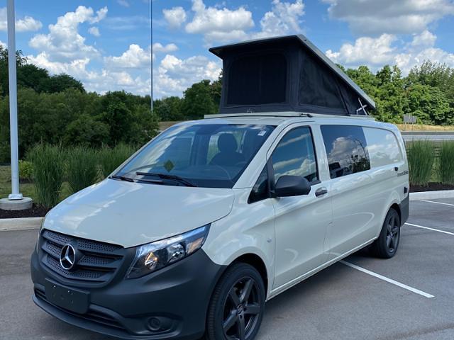 2020 Mercedes-Benz Metris 4x2, Upfitted Cargo Van #CV00999 - photo 8