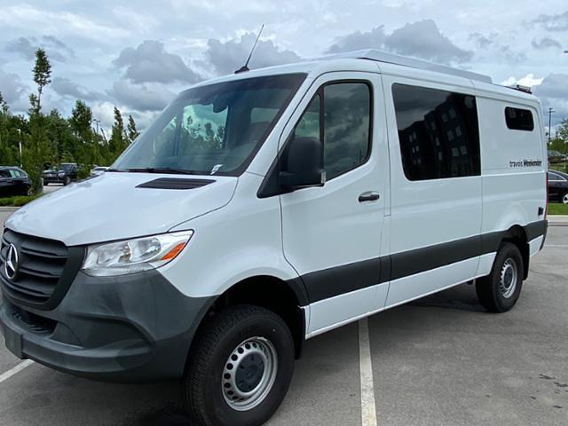 2019 Sprinter 2500 Standard Roof 4x4,  Travois Vans Other/Specialty #CVX00924 - photo 4