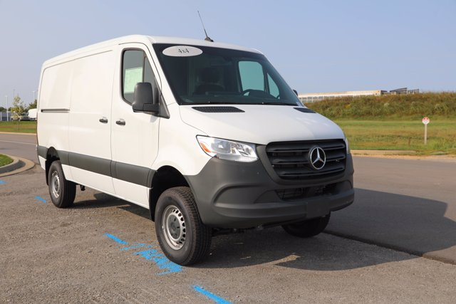 2019 Mercedes-Benz Sprinter 2500 Standard Roof 4x4, Sortimo Empty Cargo Van #CVX00924 - photo 1