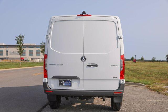 2019 Mercedes-Benz Sprinter 2500 Standard Roof 4x4, Sortimo Empty Cargo Van #CVX00924 - photo 6
