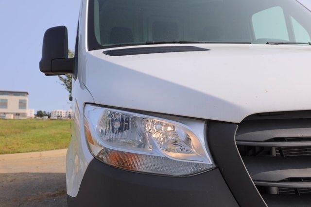 2019 Mercedes-Benz Sprinter 4x4, Empty Cargo Van #CVX00924 - photo 8