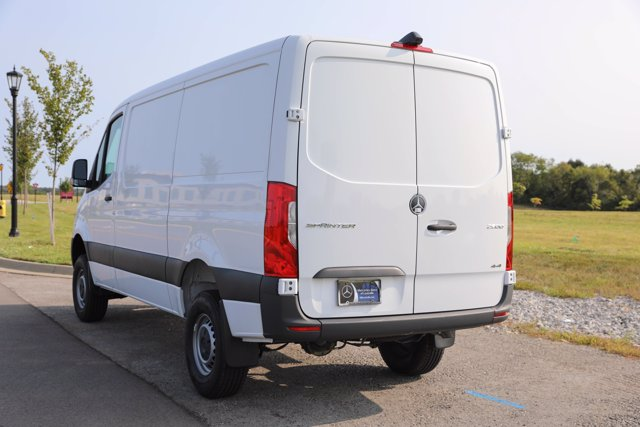 2019 Mercedes-Benz Sprinter 4x4, Empty Cargo Van #CVX00925 - photo 7