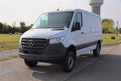 2019 Mercedes-Benz Sprinter 4x4, Empty Cargo Van #CVX00925 - photo 4