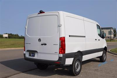 2019 Mercedes-Benz Sprinter 4x4, Empty Cargo Van #CVX00925 - photo 5
