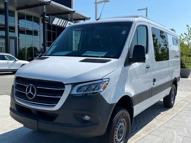 2019 Mercedes-Benz Sprinter 4x4, Empty Cargo Van #CVX00926 - photo 4
