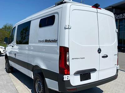 2019 Mercedes-Benz Sprinter 4x4, Empty Cargo Van #CVX00926 - photo 2